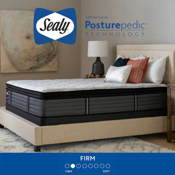 Costco Furniture Coupon: Sealy Response Premium Ridge Crest Firm Queen Mattress And