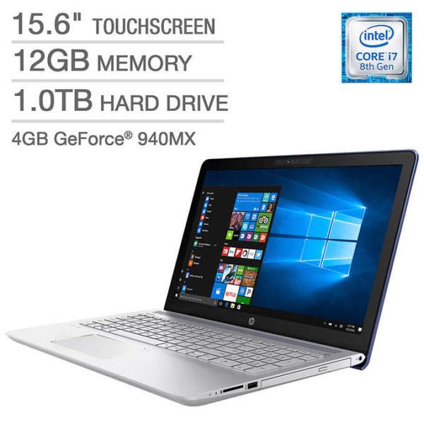 Hp Pavilion 15 Cc183cl Touchscreen Laptop Intel Core I7